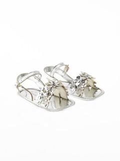 BabyWalker παπούτσια BW-M061-SILVER